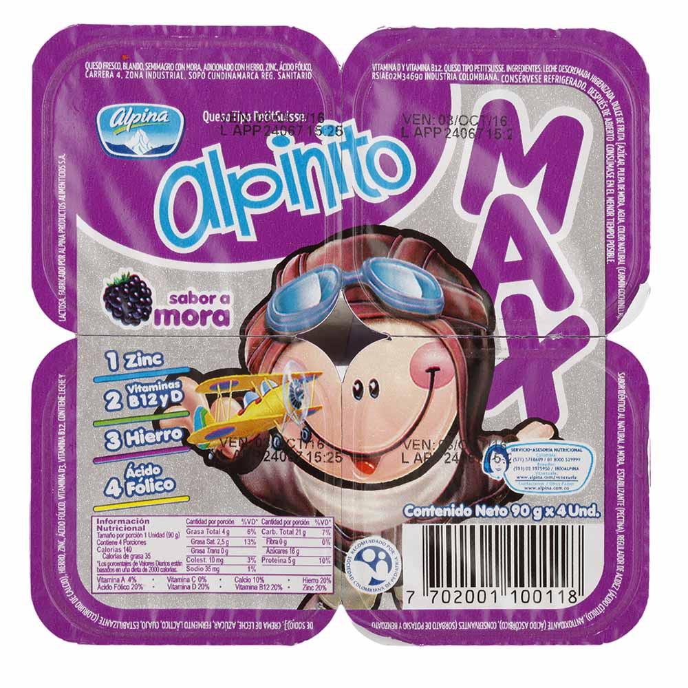 Alpinito Max Alpina Mora