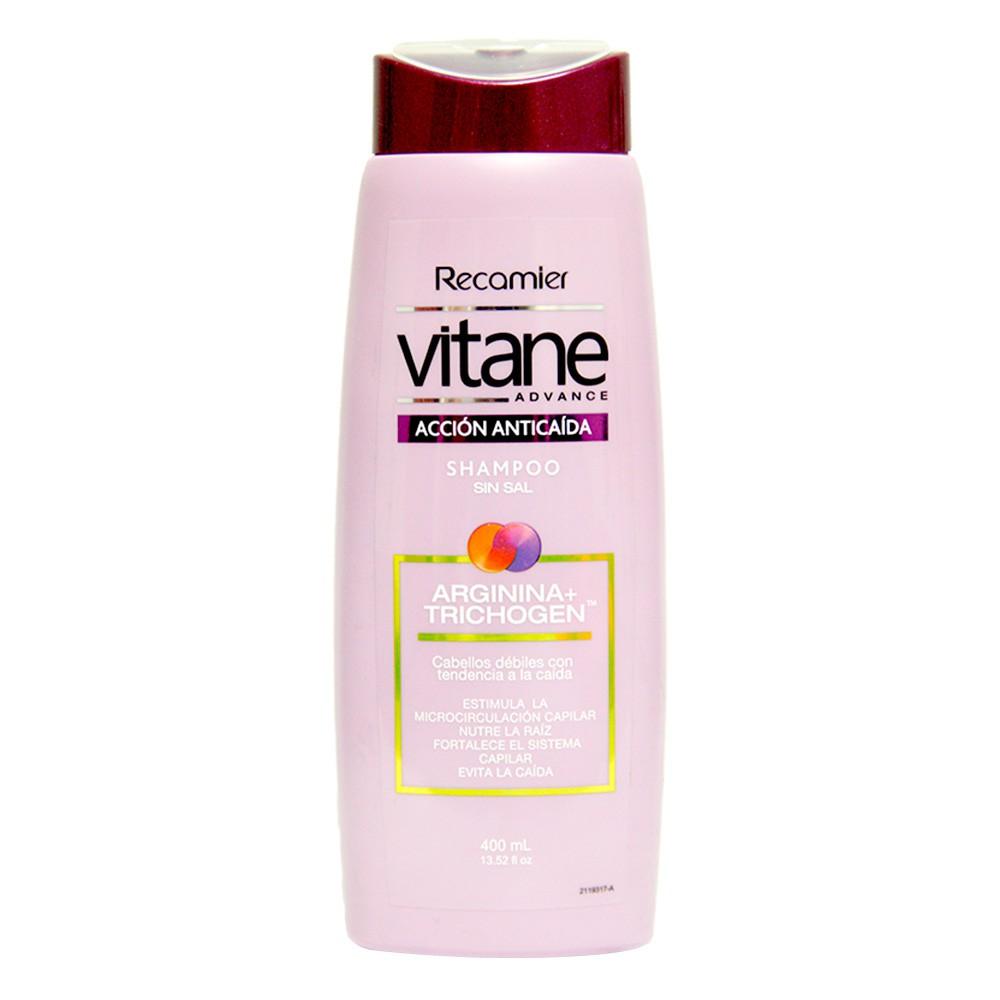 Shampoo Vitane Anticaida Therapy Mujer