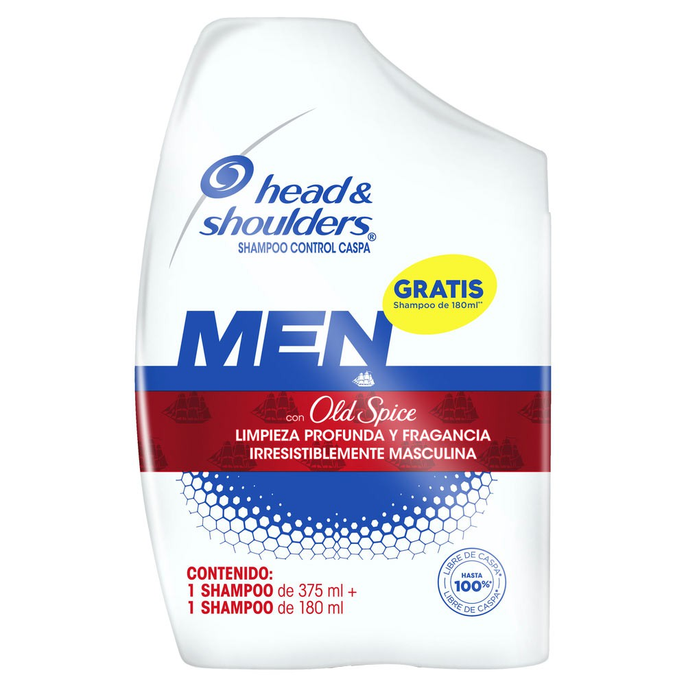 Shampoo H&S old spice men