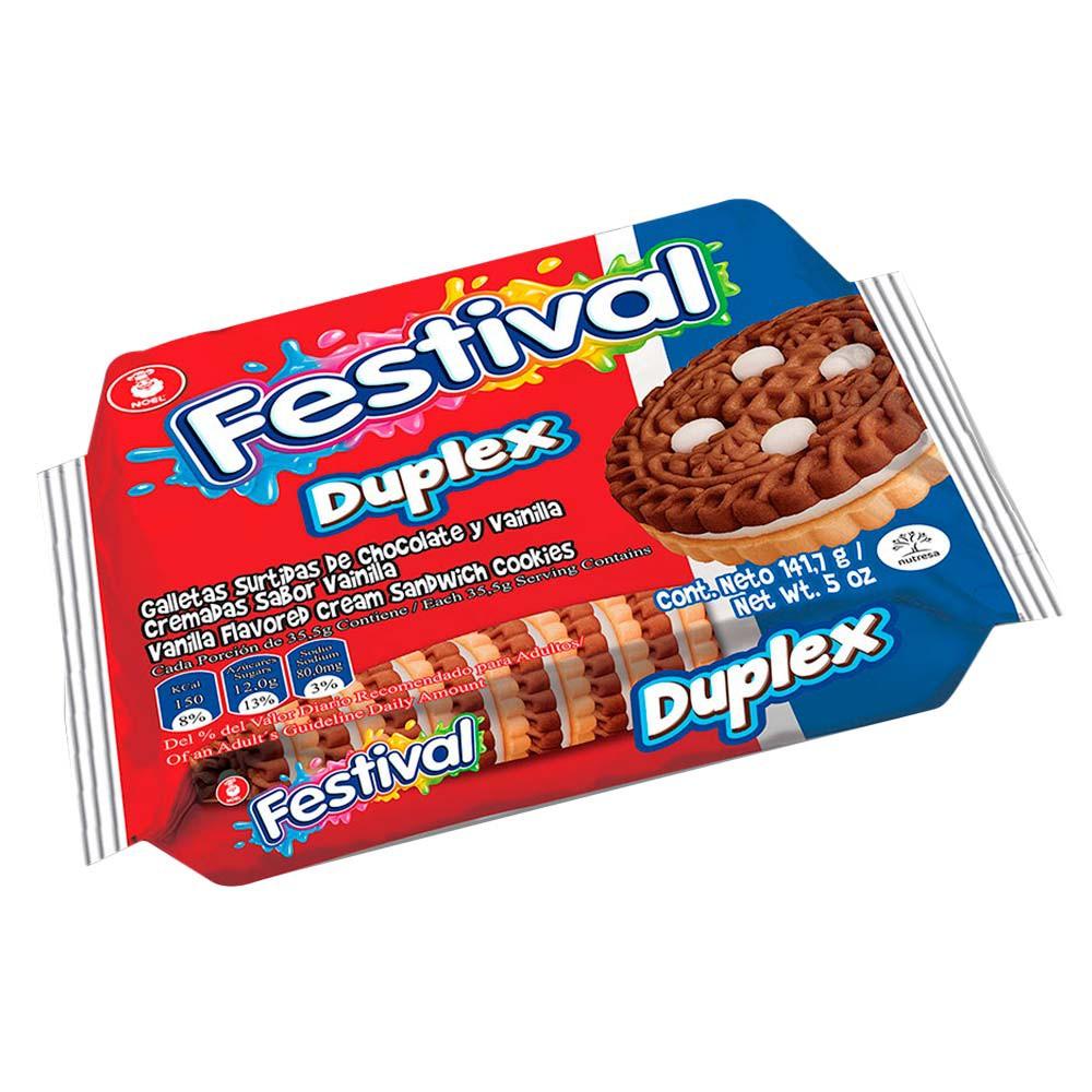 Galletas Duplex Festival