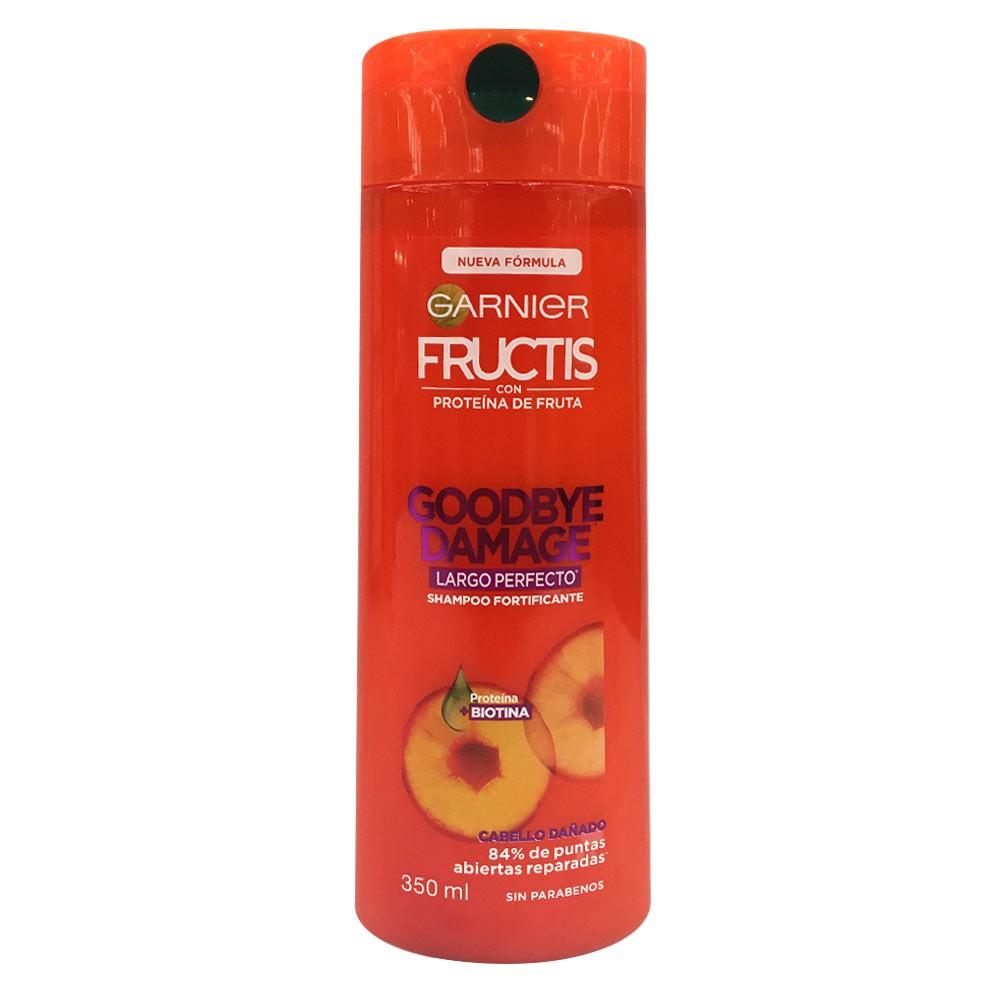 Shampoo fructis adiós daño