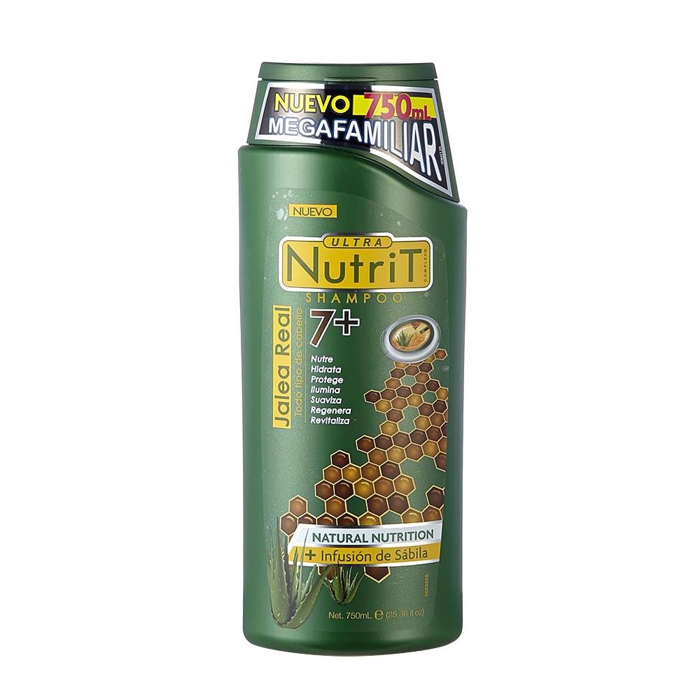 Shampoo Nutrit jalea real