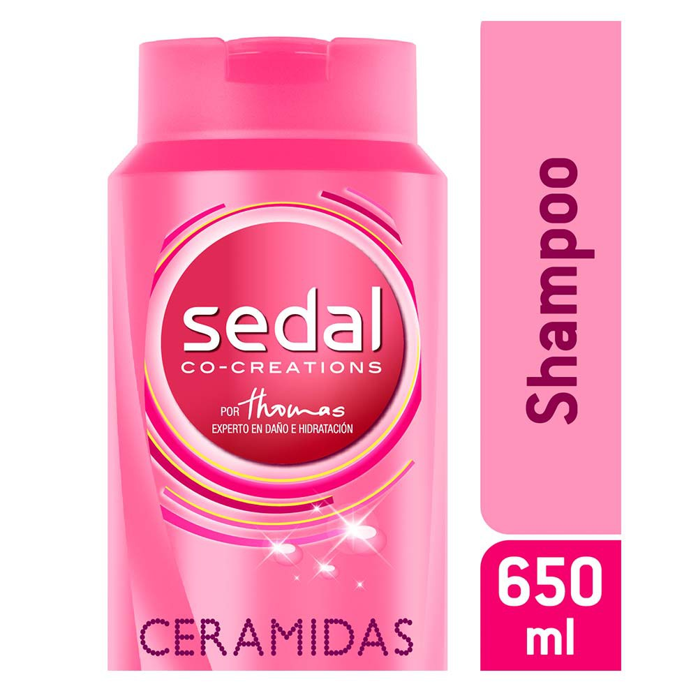 Shampoo Sedal Ceramidas