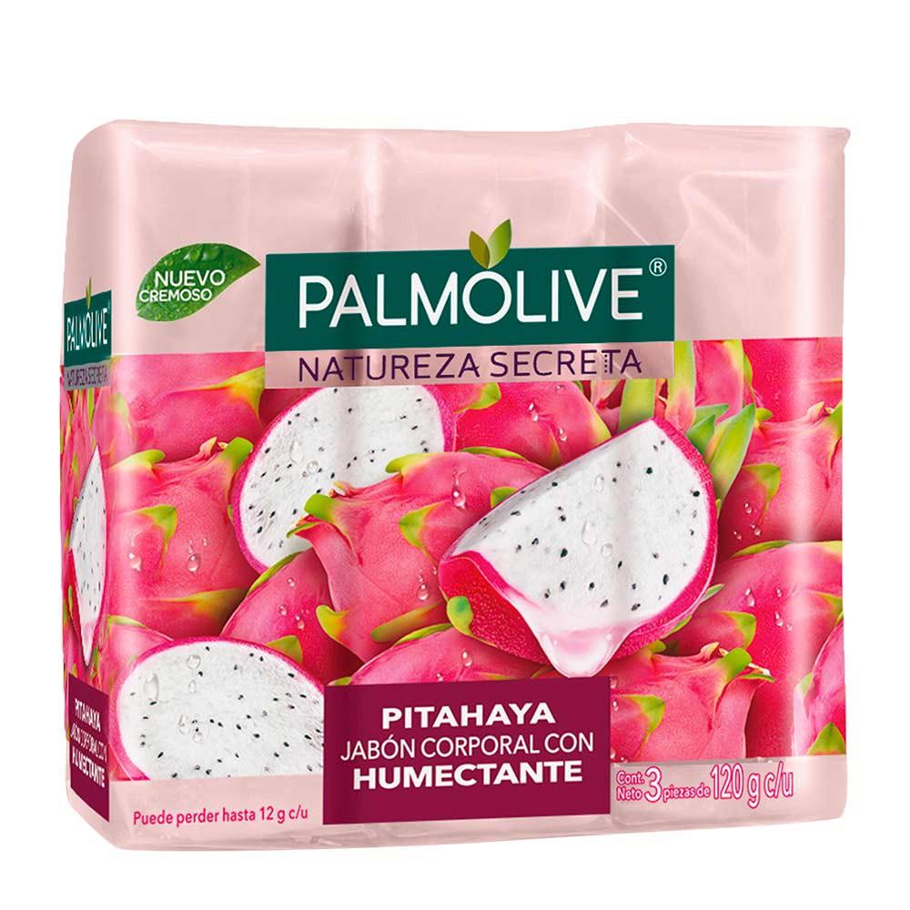 Jabón Palmolive pitahaya humectante barra
