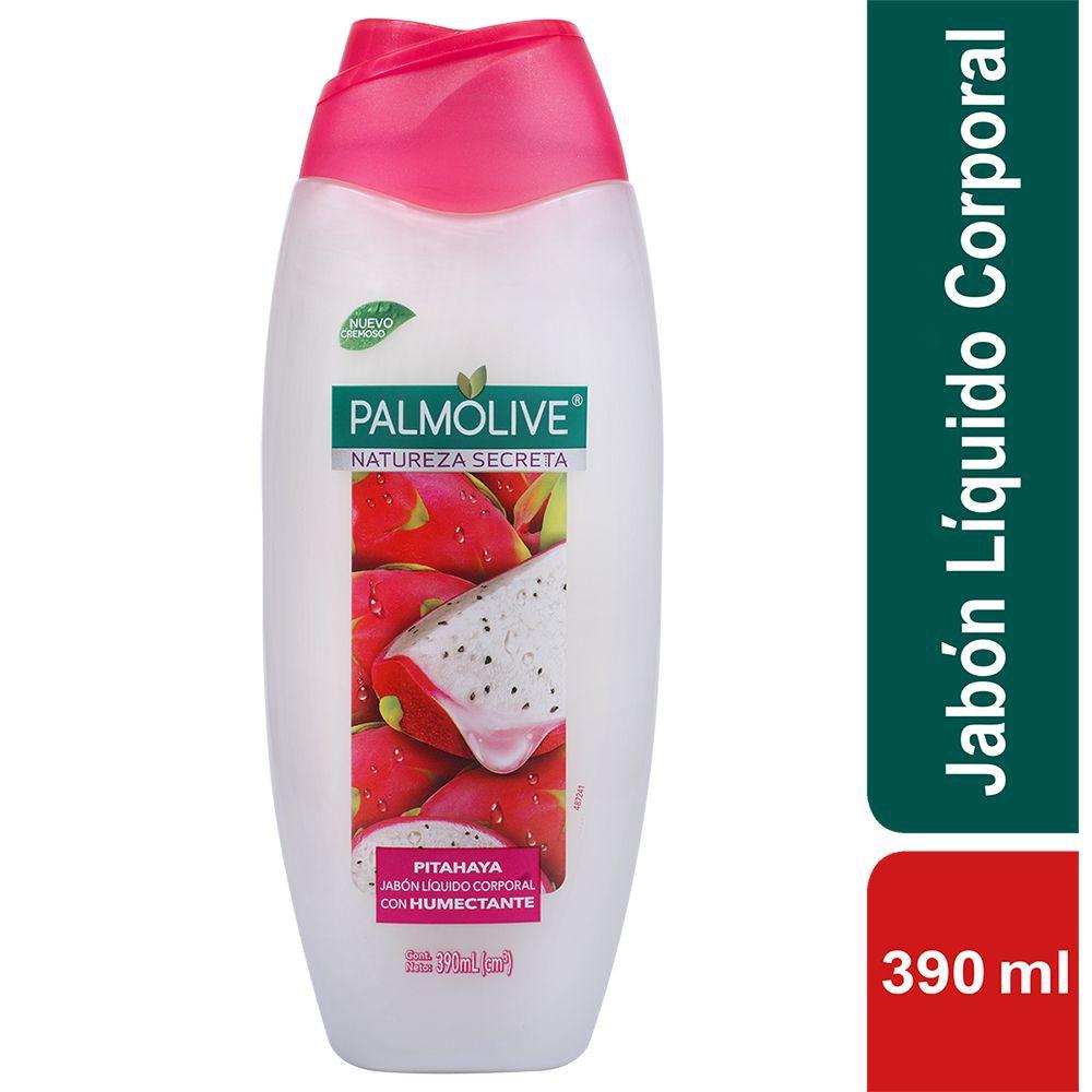 Jabón líquido corporal pitahaya