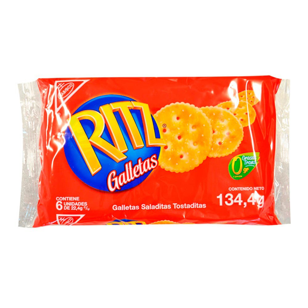 Galleta Ritz Plain