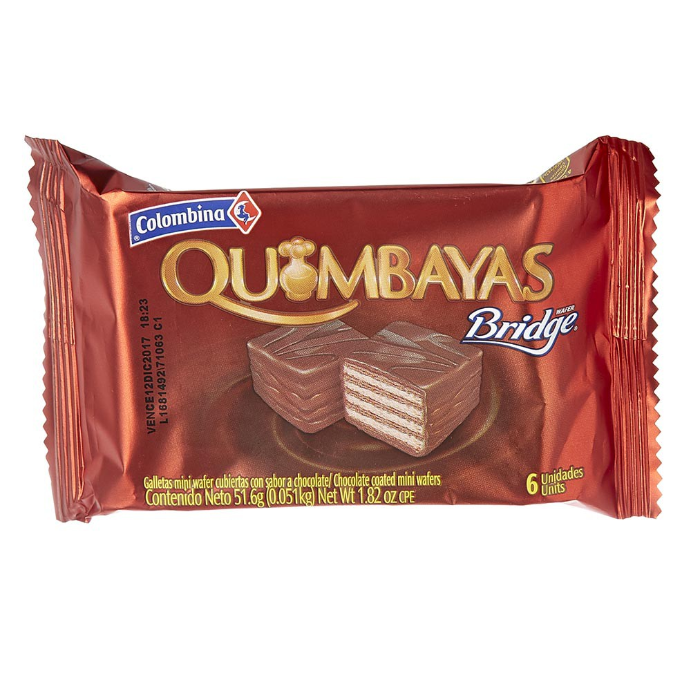Galletas Wafer Quimbaya