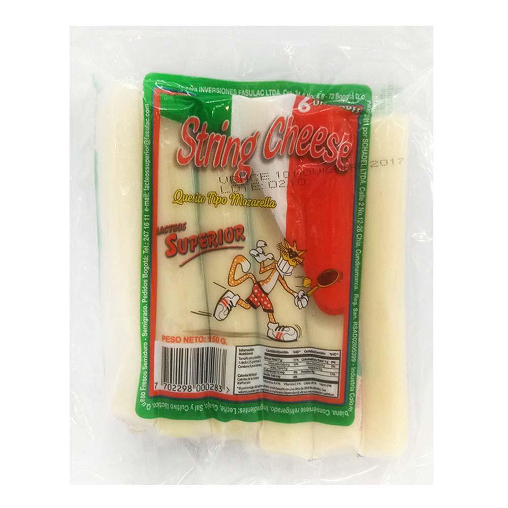 Deditos de queso Superior