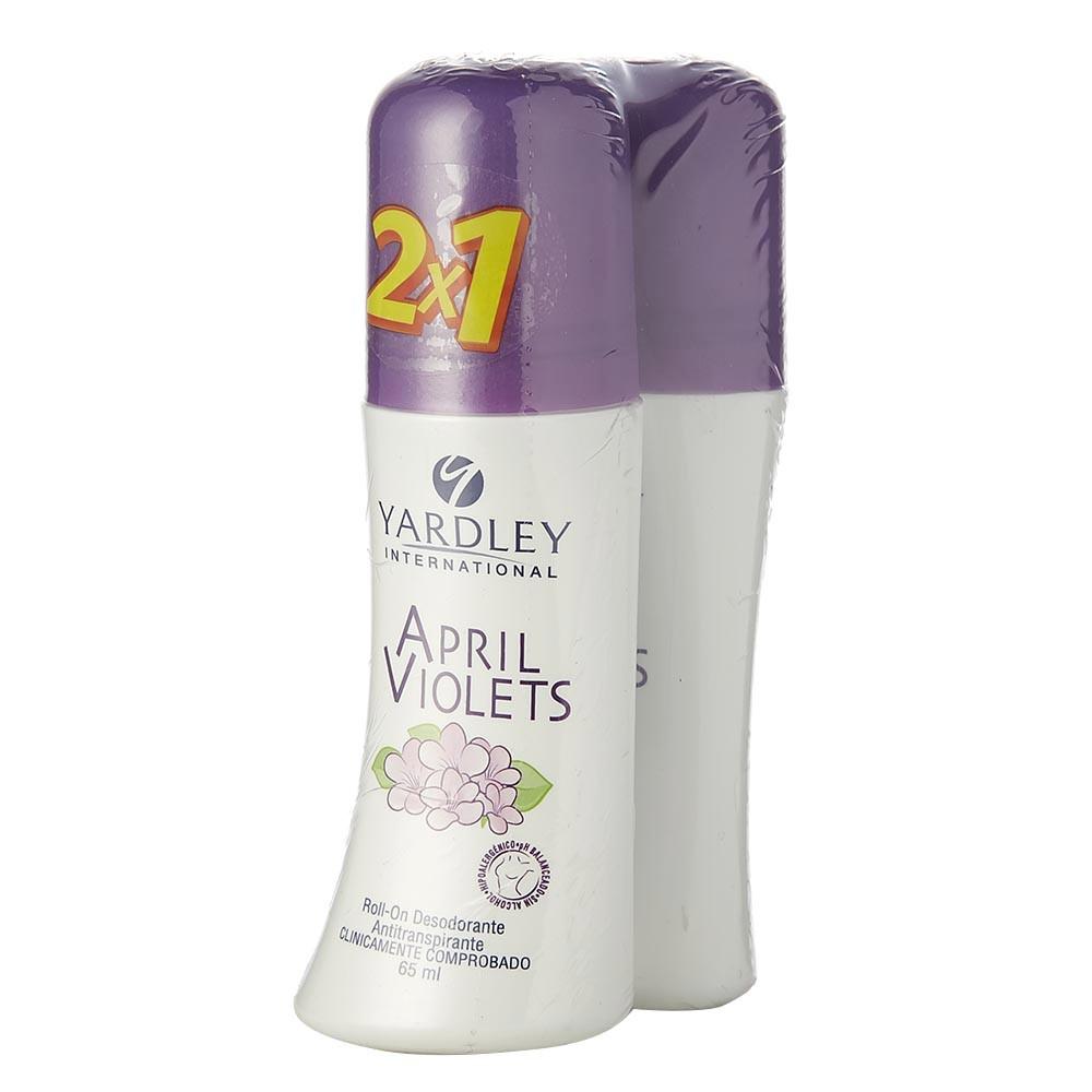 Desodorante Elizabeth Arden april violets