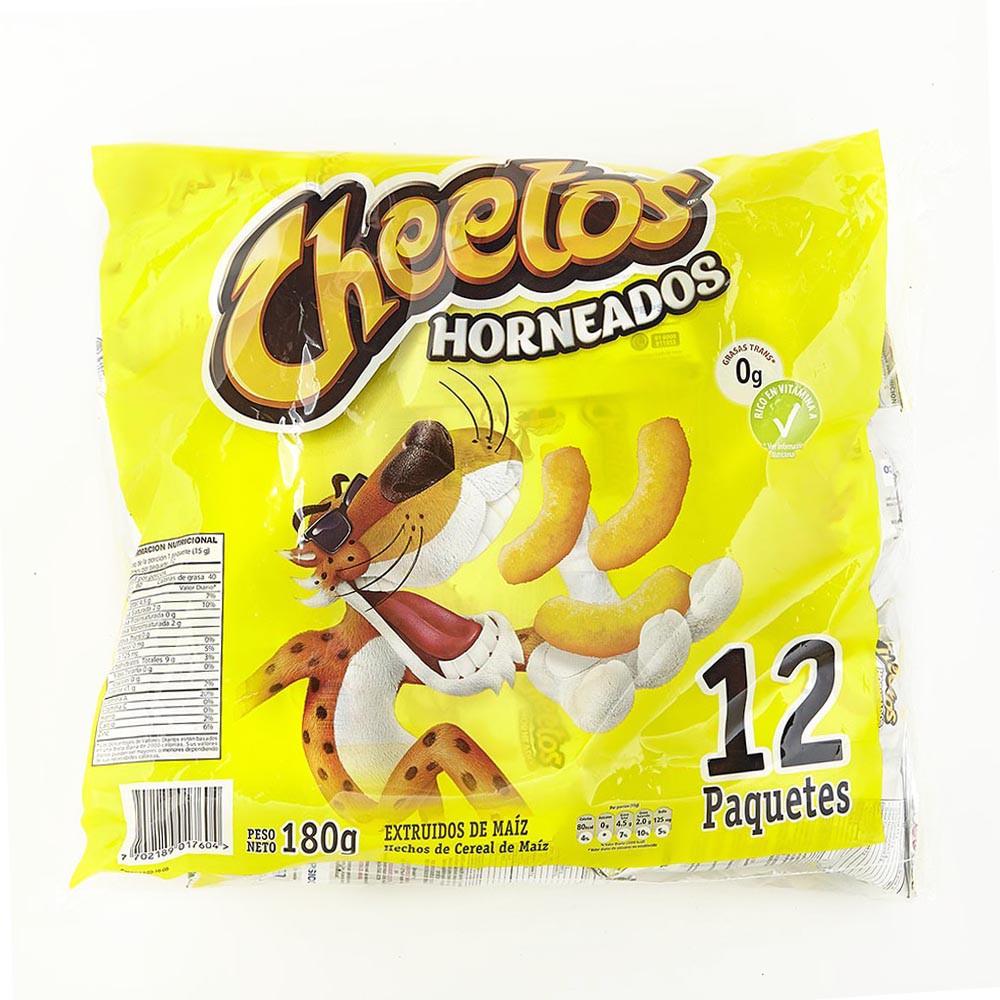 Cheetos 12 Und