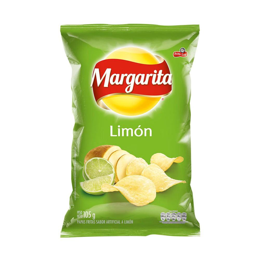 Papas limón