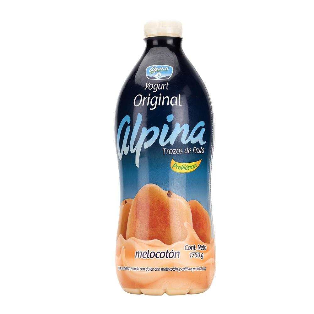 Yogurt Melocotón