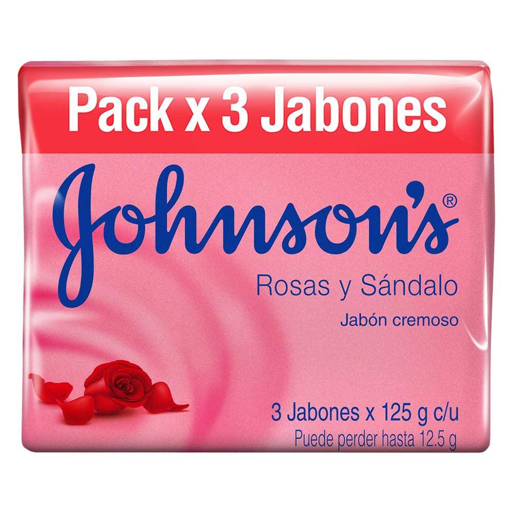 Jab¢n Johnson's Rosas y Sndalo