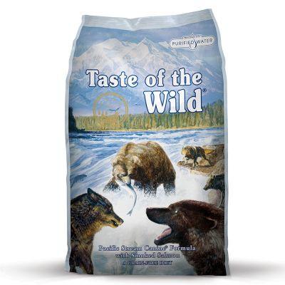 Taste of the wild formula pacific stream canine