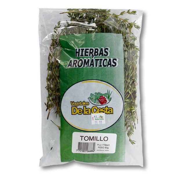 Tomillo 50g Bolsa