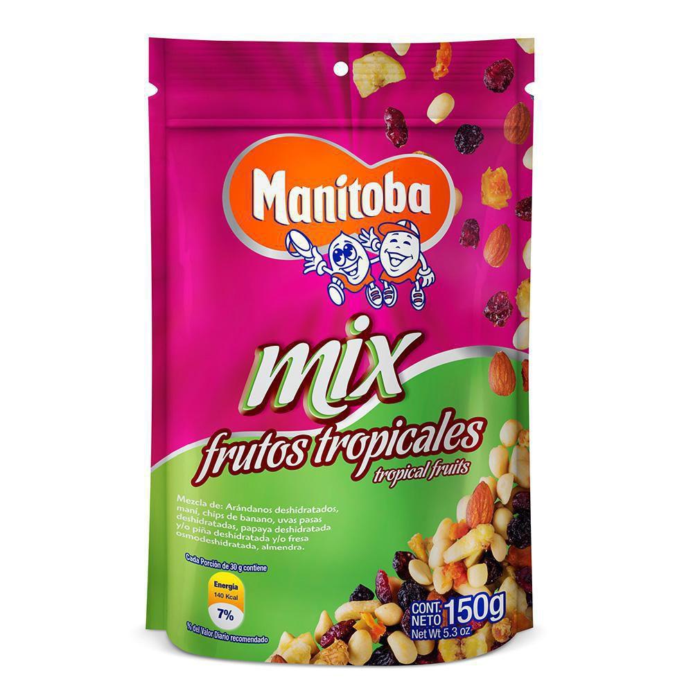 Mix Frutos Tropicales X 150 gr