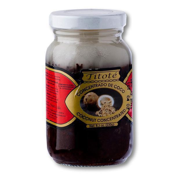 Aceite Concentrado De Coco Frasco X 230 G