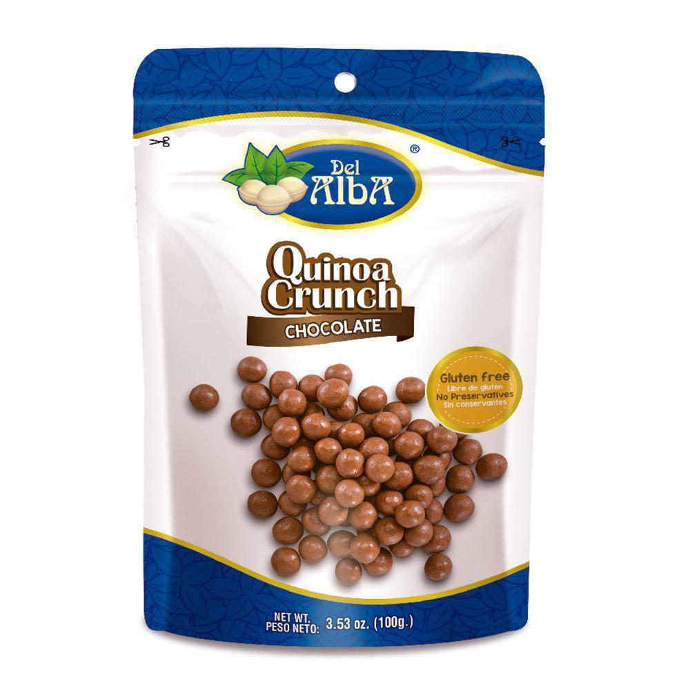 Quinoa Crunch Chocolate