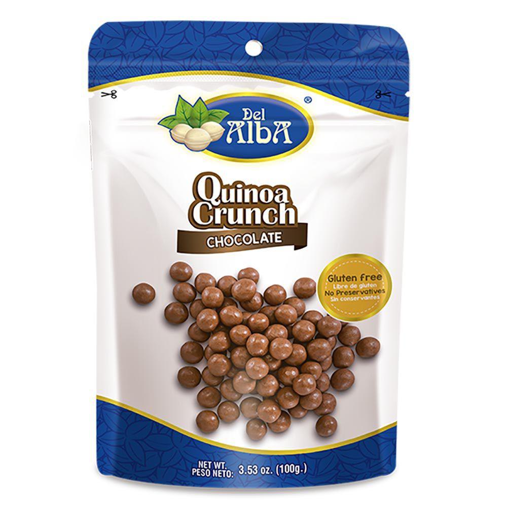Quinoa chocolate
