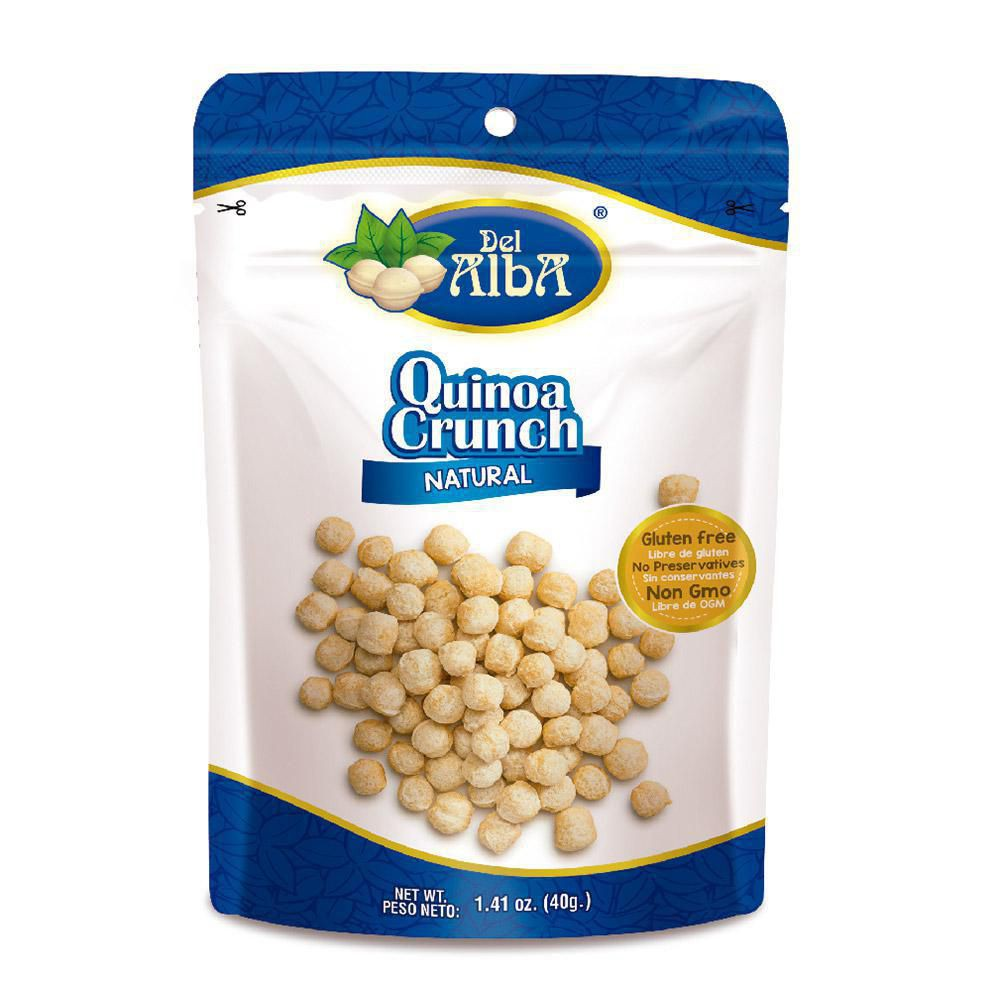 Quinoa Crunch Natural