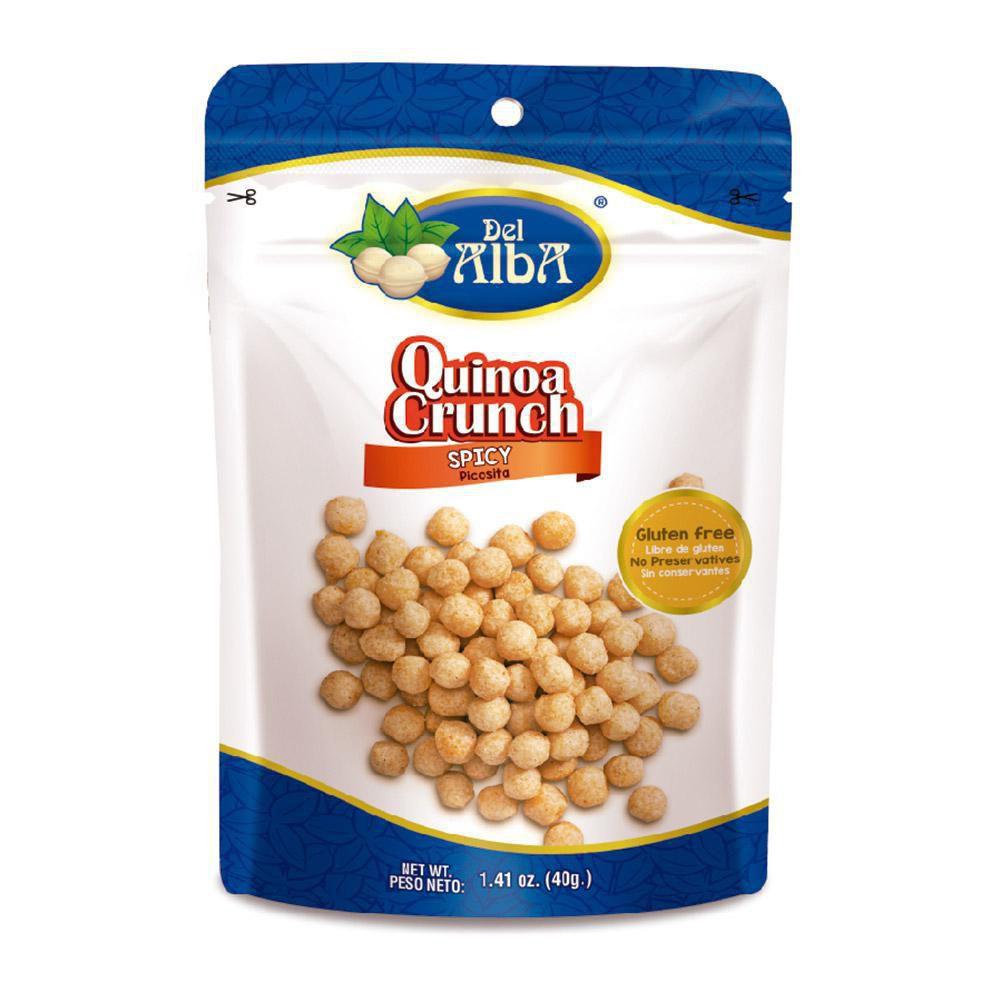 Quinoa Cronch Picosita 40 Grs