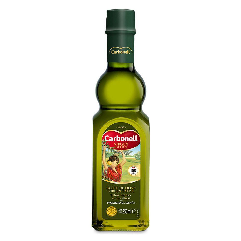 Aceite Oliva Extra Virgen 250 ml