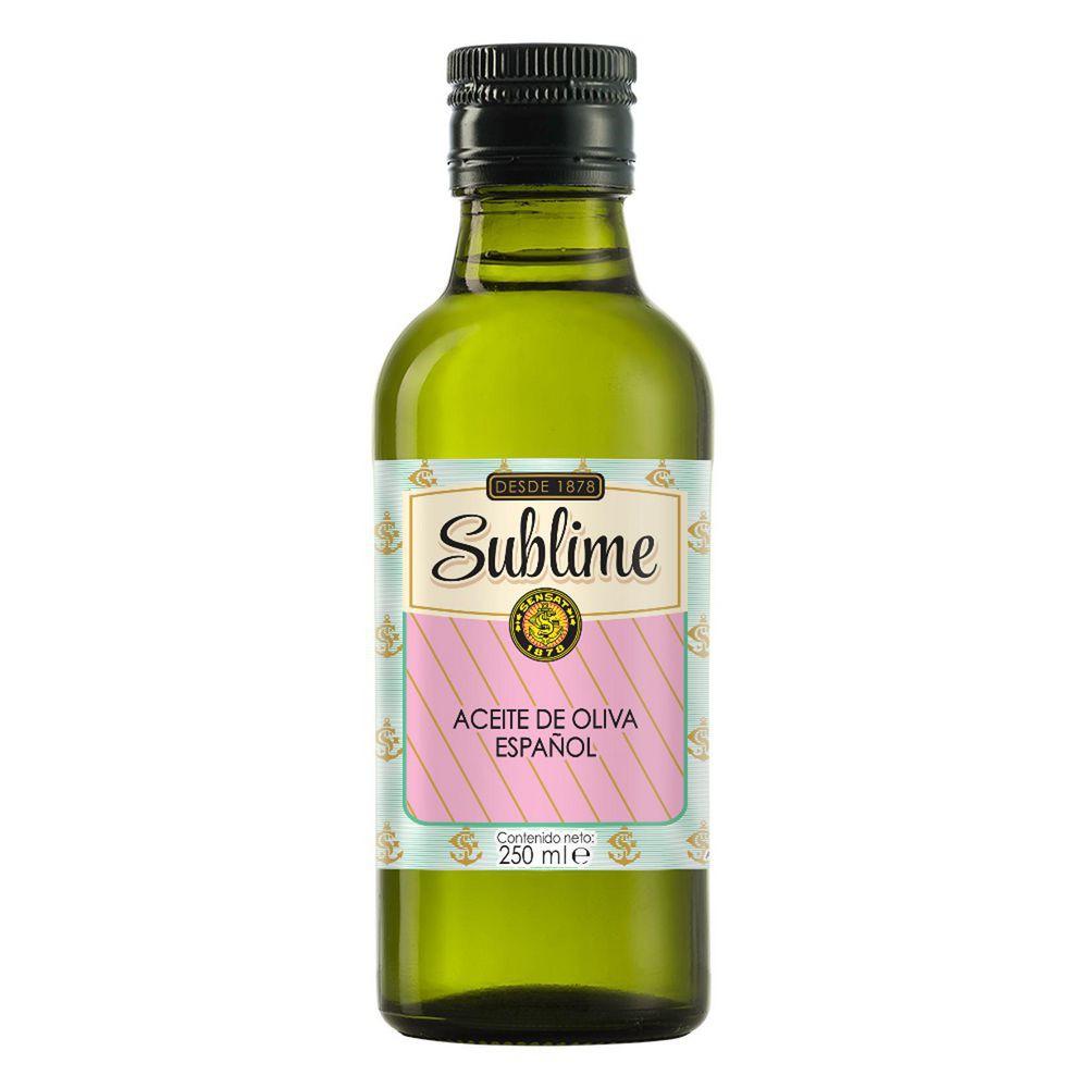 Aceite Español De Oliva X 250 ml