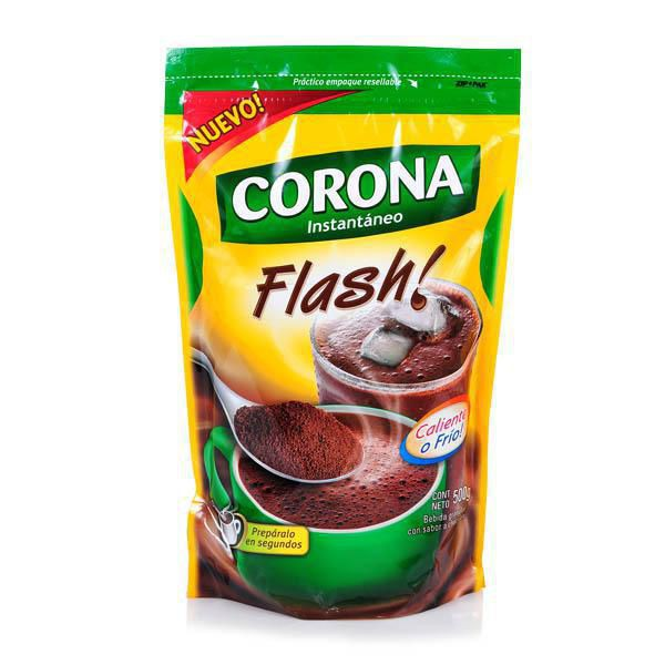Chocolate Instantáneo Flash Doy Pack X 500 gr