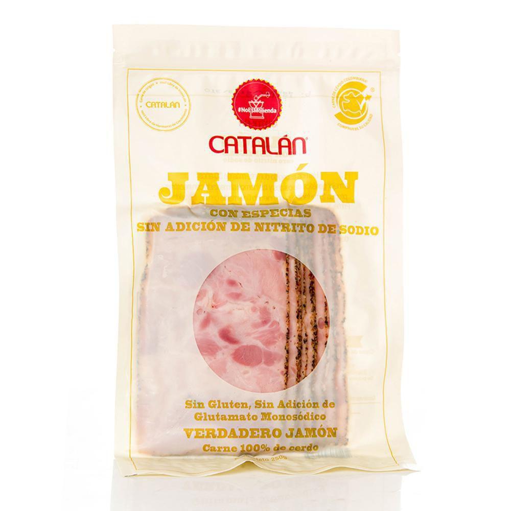 Jamon Cero Nitrito 250gr