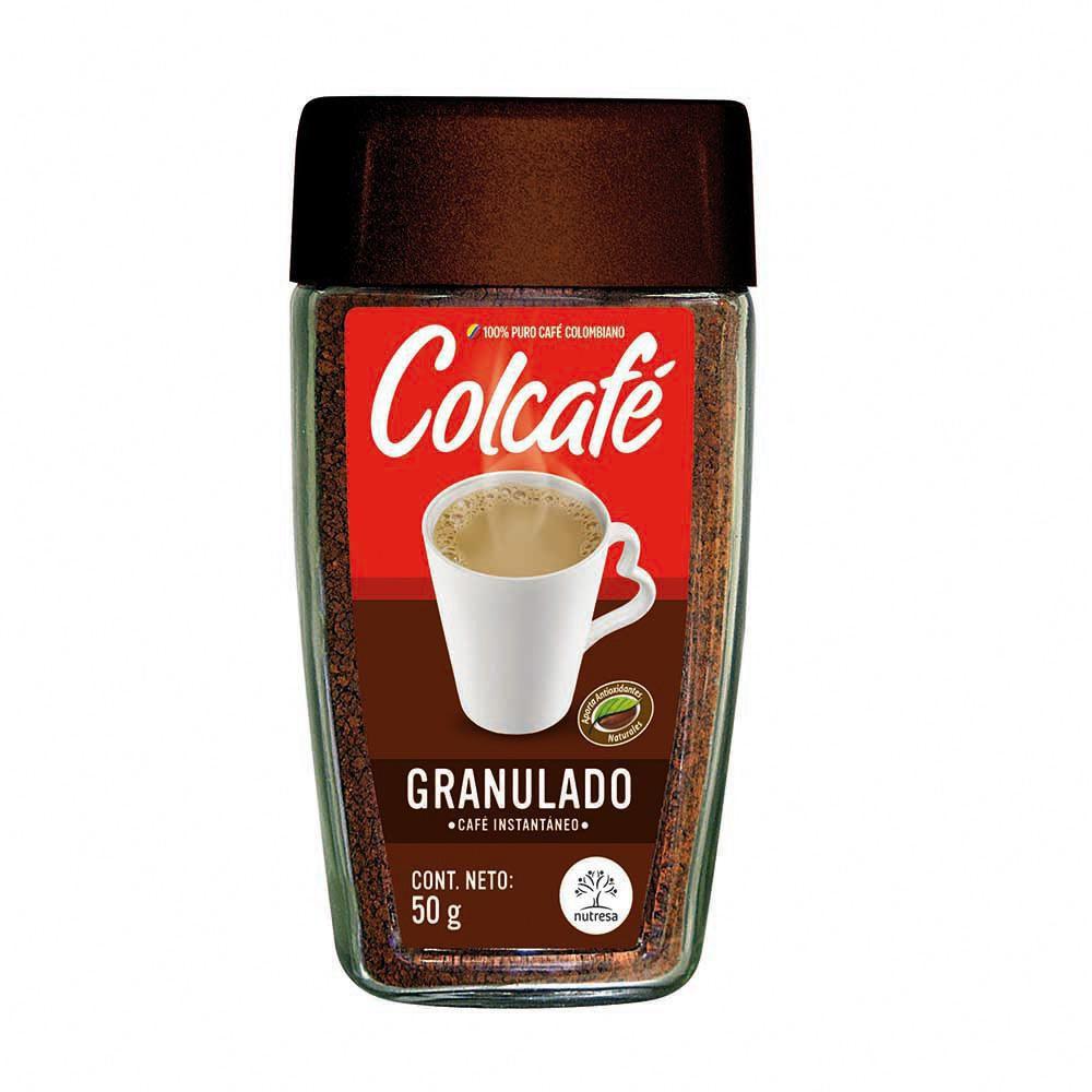 Cafe Granulado Frasco
