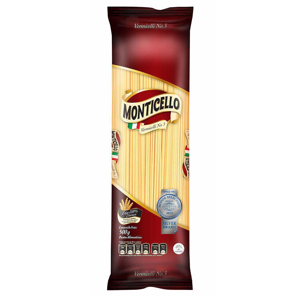 Pasta Vermicelli X 500 gr
