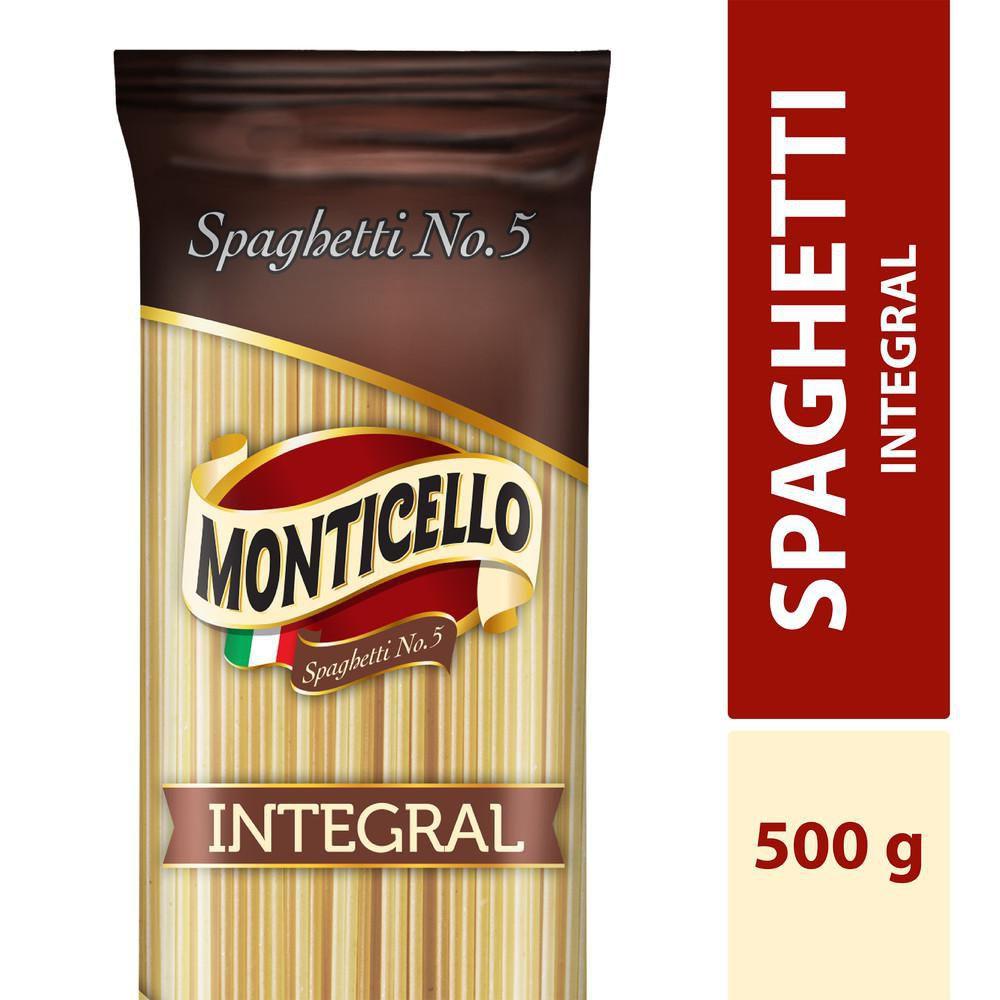 Spaghetti Integral