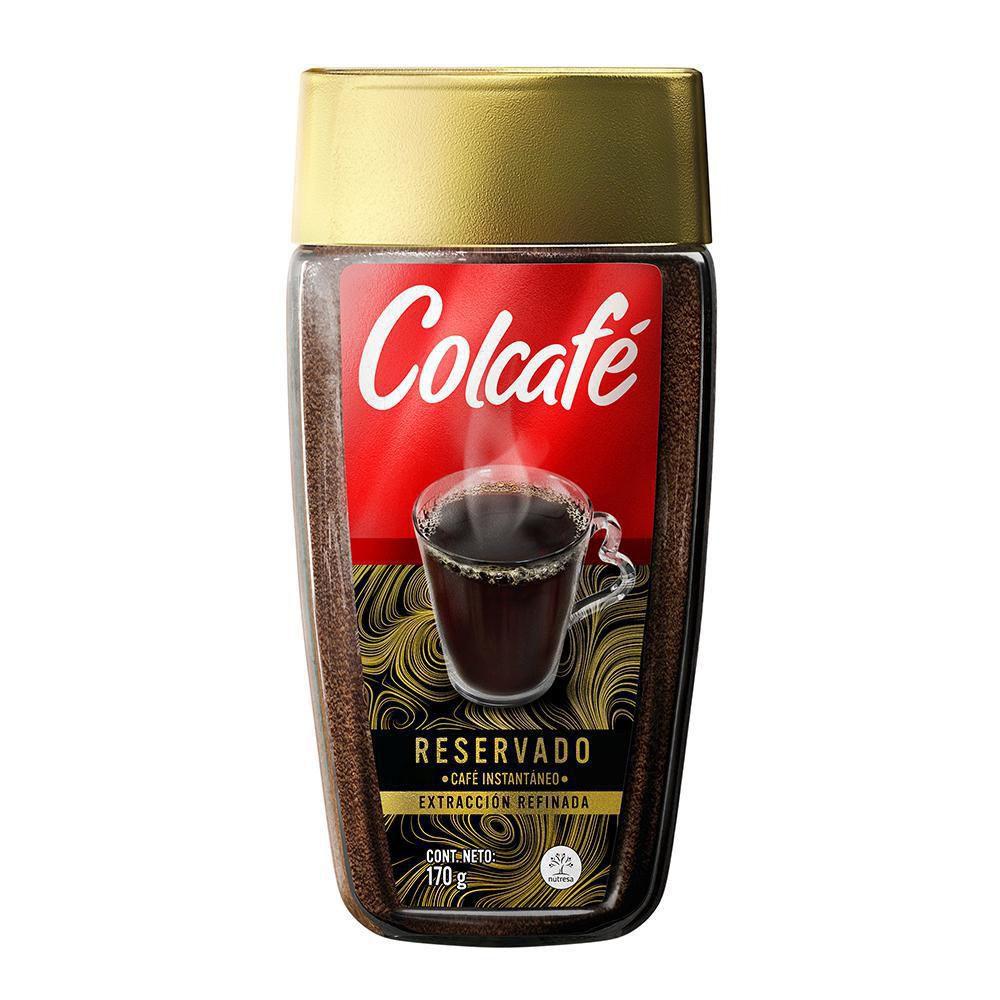 Café Instantáneo Colcafé Reservado X 170 gr