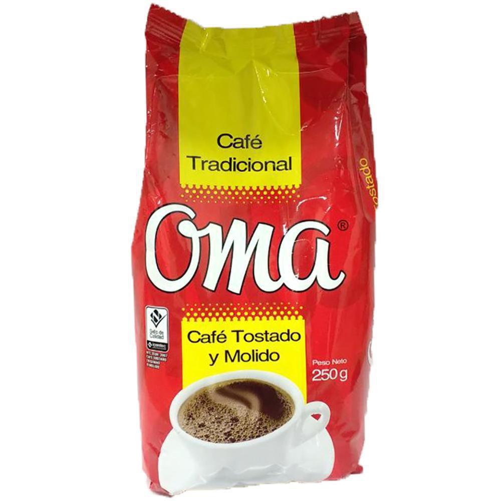 Café oma tradición Colombia