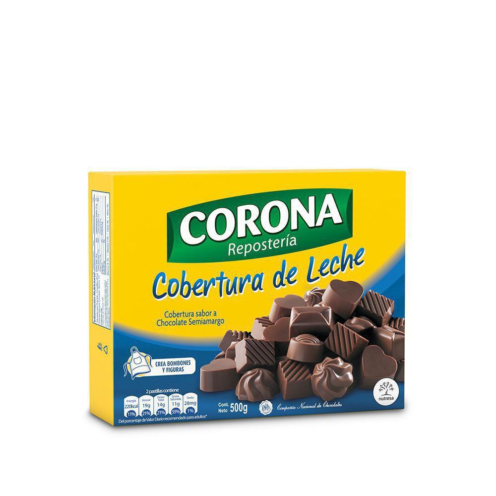 Cobertura Sabor Chocolate Semiamargo X 500 gr