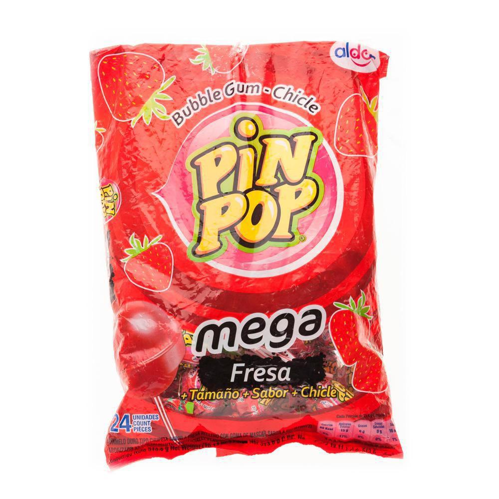 Pinpop Mega Fresa