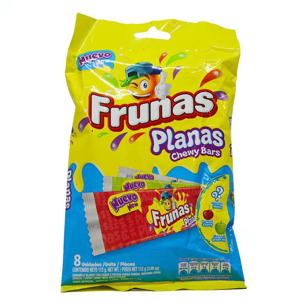 Frunas Barra Plana