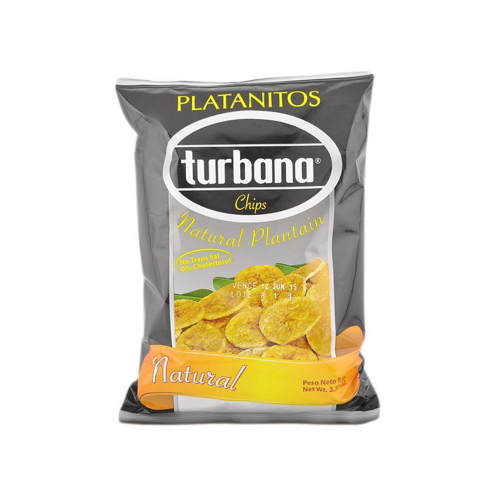 Platanito Natural X 95 Grs