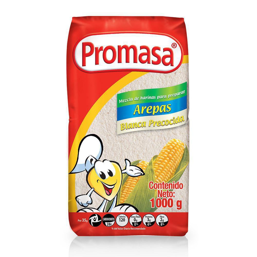 Harina Promasa Blanca