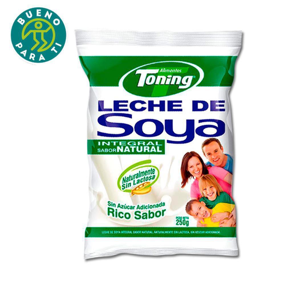 Alimento En Polvo Con Soya Natural Tonnig X 250 gr