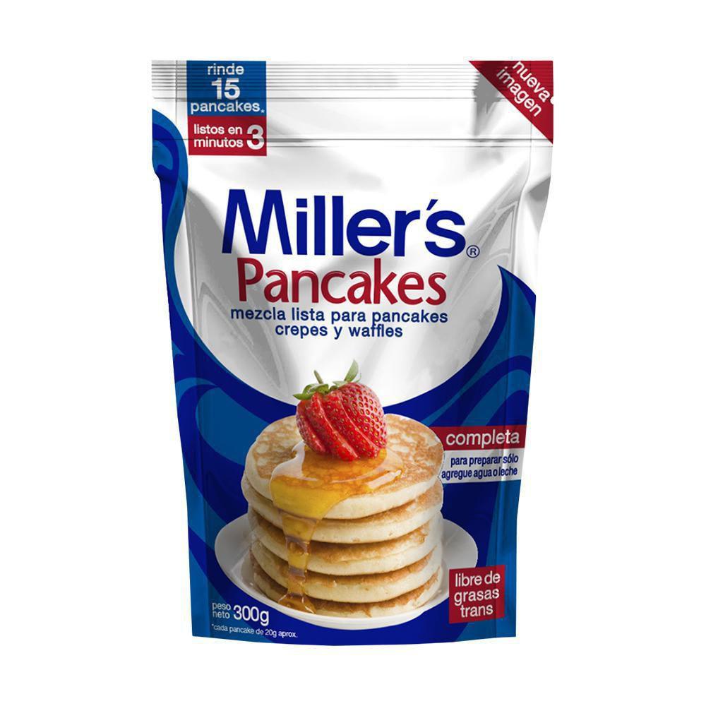 Pancakes Tradicional