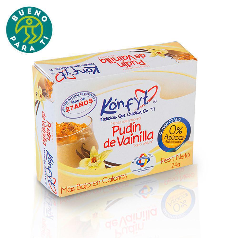 Pudin Dietetico Vanilla X 24 gr