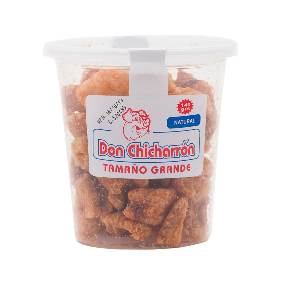 Chicharron Barrilito  140g.