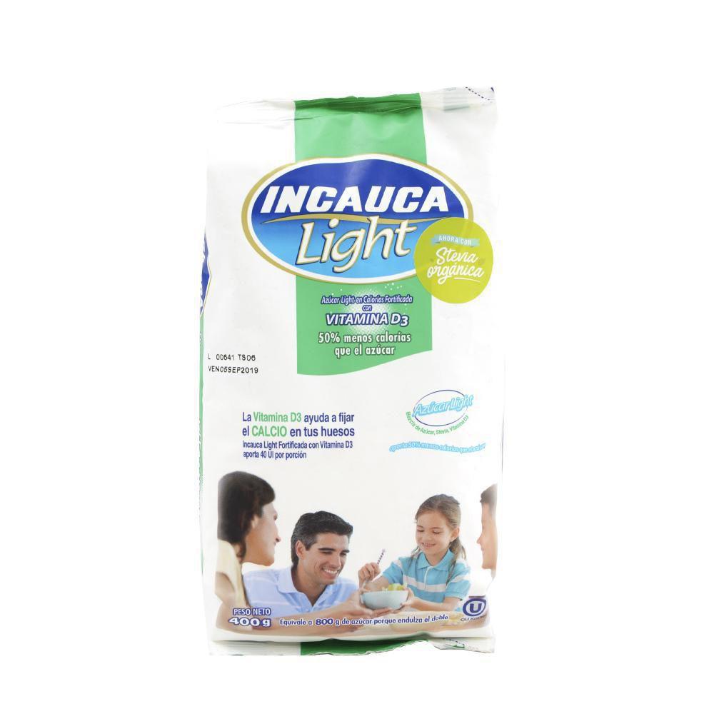 Azucar Con Vitamina D3 Ligth