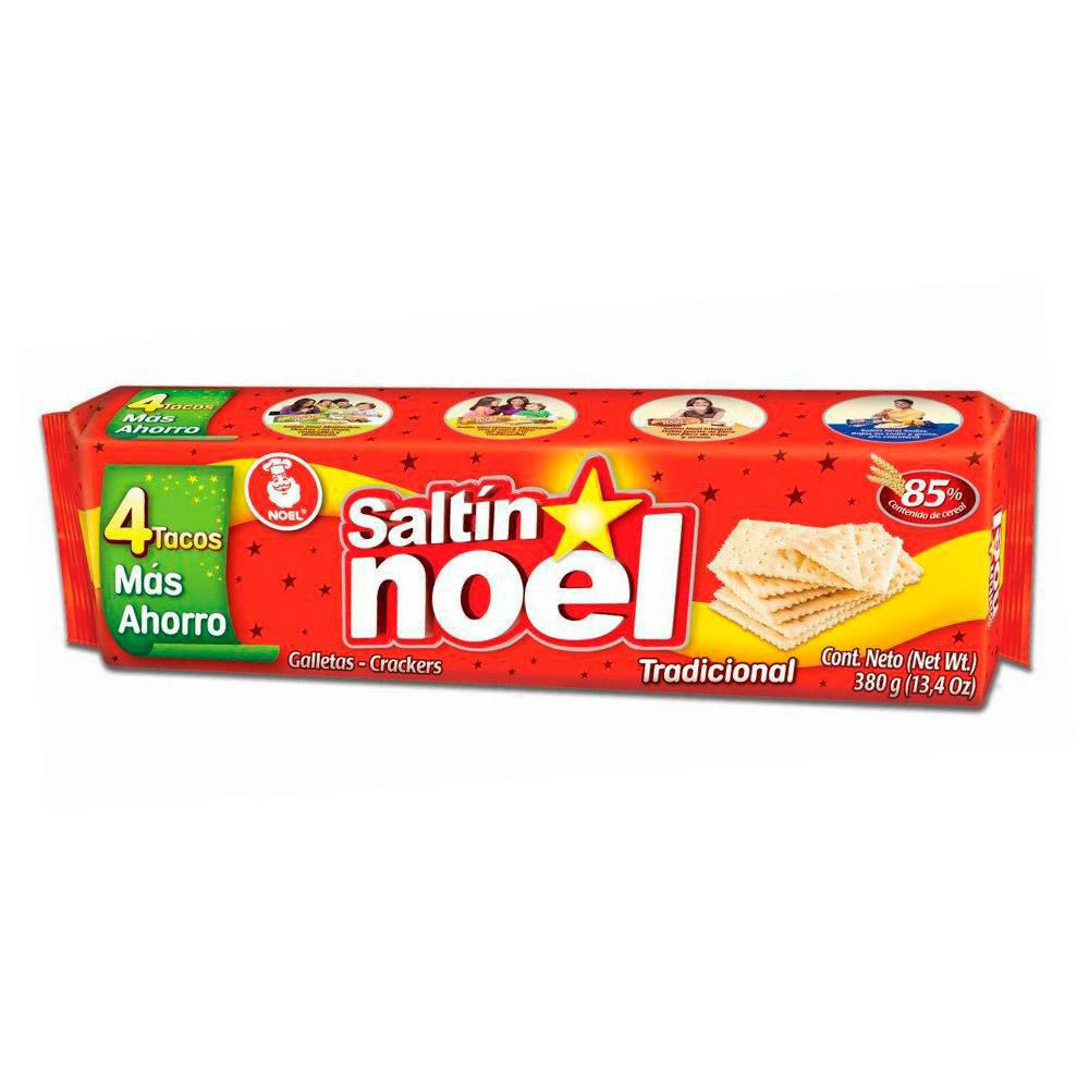 Galleta X 4 Saltin tc