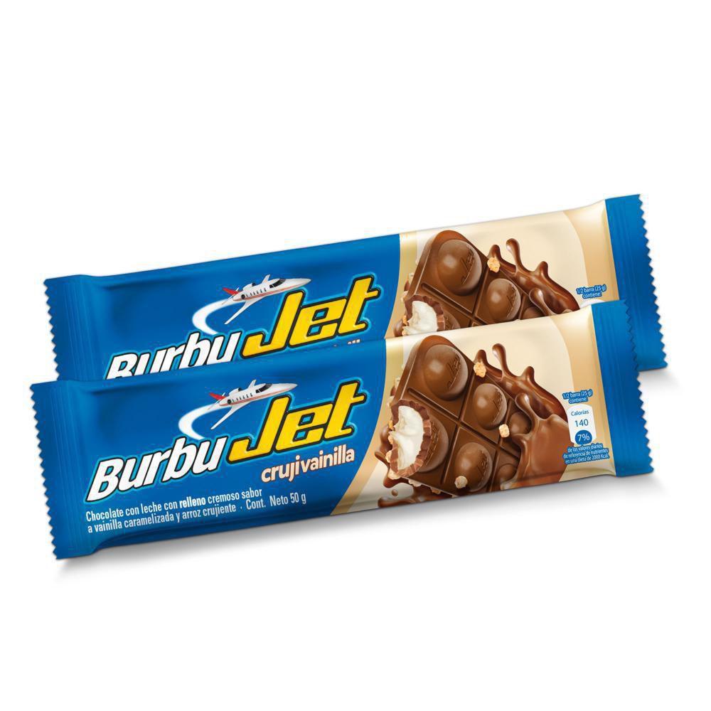 Chocolatina Burbujet