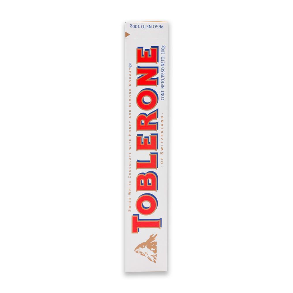 Toblerone Blanco 100 G
