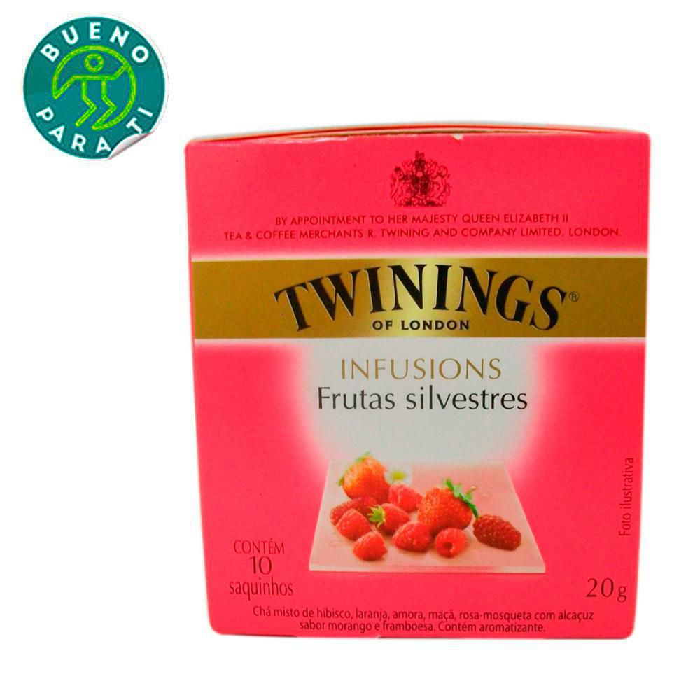 Infusion Frutas Silvestres