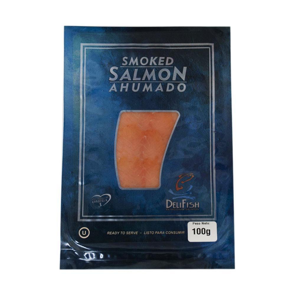 Salmon Ahumado X 100 G