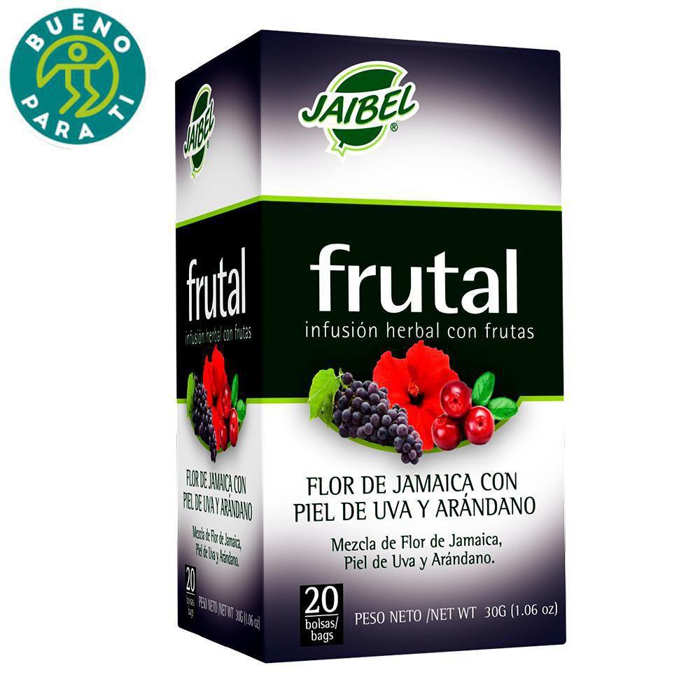Aromatica Flor De Jamaica Con Piel De Uva Y Arándano X 30 gr